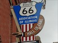 Image for Route 66 - Hall of Fame - Pontiac, Illinois, USA.