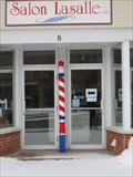 Image for Barber Pole Baie-Comeau,Qc.