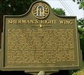 Image for Sherman's Right Wing-GHM 084-18-Jones Co