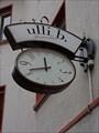 Image for Town clock Juwelier Ulli - Lahnstein, Rhineland-Palatinate, Germany
