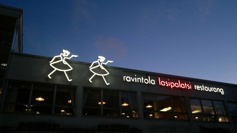 Ravintola Lasipalatsi Helsinki Finland images