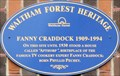 Image for Fanny Cradock - Fairlop Road, London, UK