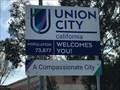 Image for Union City, CA - Pop: 73,877