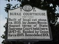 Image for Burke County Courthouse