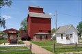 Image for Historic Route 66 - J.H. Hawes Grain Elevator Museum - Atlanta, Illinois, USA.