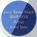 Image for Lucy Kemp-Welch - High Street, Bushey, Herts, UK