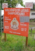 Image for Golden City Lions Campground - Rossland, BC
