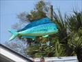 Image for Mahi-Mahi Weathervane - Palm Harbor, Florida
