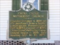 Image for China Grove Methodist Church - Walthall Co. MS