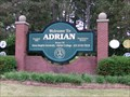 Image for Adrian, Michigan - USA.