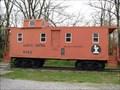 Image for Illinois Central Caboose 9765 - Jonesboro, Illinois