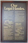 Image for Our Legal Hassles