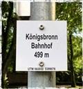 Image for 499m - Königsbronn Bahnhof, Königsbronn, BW, Germany