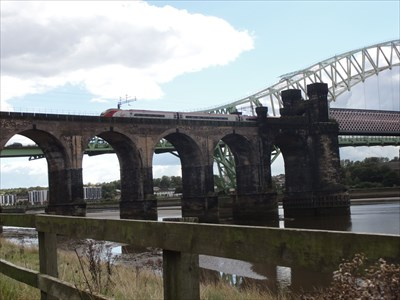 This is on the Liverpool branch of the west Coast Main Line.