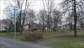 Image for Pospisilovo square park - Pardubice - Czech Republic / Park na Pospíšilove námestí