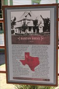 Image for Barton House -- Ranching Heritage Center, Lubbock TX