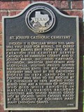 Image for St. Joseph Catholic Cemetery