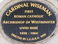 Image for Cardinal Wiseman - Church Road, London, UK