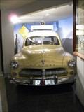 Image for Richard Nixon Campaigning Car - Yorba Linda, CA