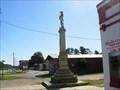 Image for Twiggs County Confederate Monument  - Jeffersonville, Georgia