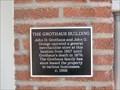 Image for The Grothaus Building - Washington, MO