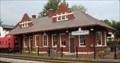 Image for Marietta, GA Welcome Center -- Train Depot