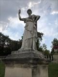 Image for Junon, Reine du Ciel au Jardin du Luxembourg - Paris, France