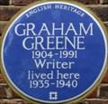 Image for Graham Greene - Clapham Common North Side, London, UK