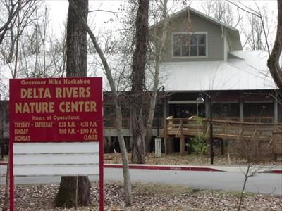 Arkansas Nature Center Pine Bluff Ar