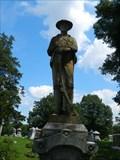 Image for Spanish American War Memorial - Lawrence, Ks.