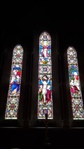 Image for Stained Glass Windows - St Michael and All Angels - Harston, Leicestershire