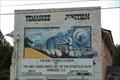 Image for Railroad Mural in Yemassee South Carolina