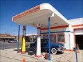Image for Historic Route 66 - Pete's Gas Station Museum - Williams, Arizona, USA.