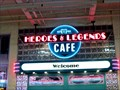 Image for Heroes & Legends Cafe - West Springfield, MA