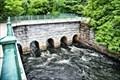 Image for Lonsdale Co. Mill RR - Blackstone River Bridge - Lincoln, Rhode Island