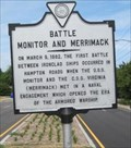 Image for Battle, Monitor and Merrimack