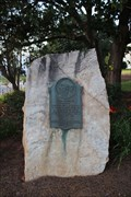 Image for General Marquis de Lafayette -- AL State Capitol Grounds, Montgomery AL