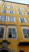 Image for Wolfgang Amadeus Mozart - Salzburg, Austria