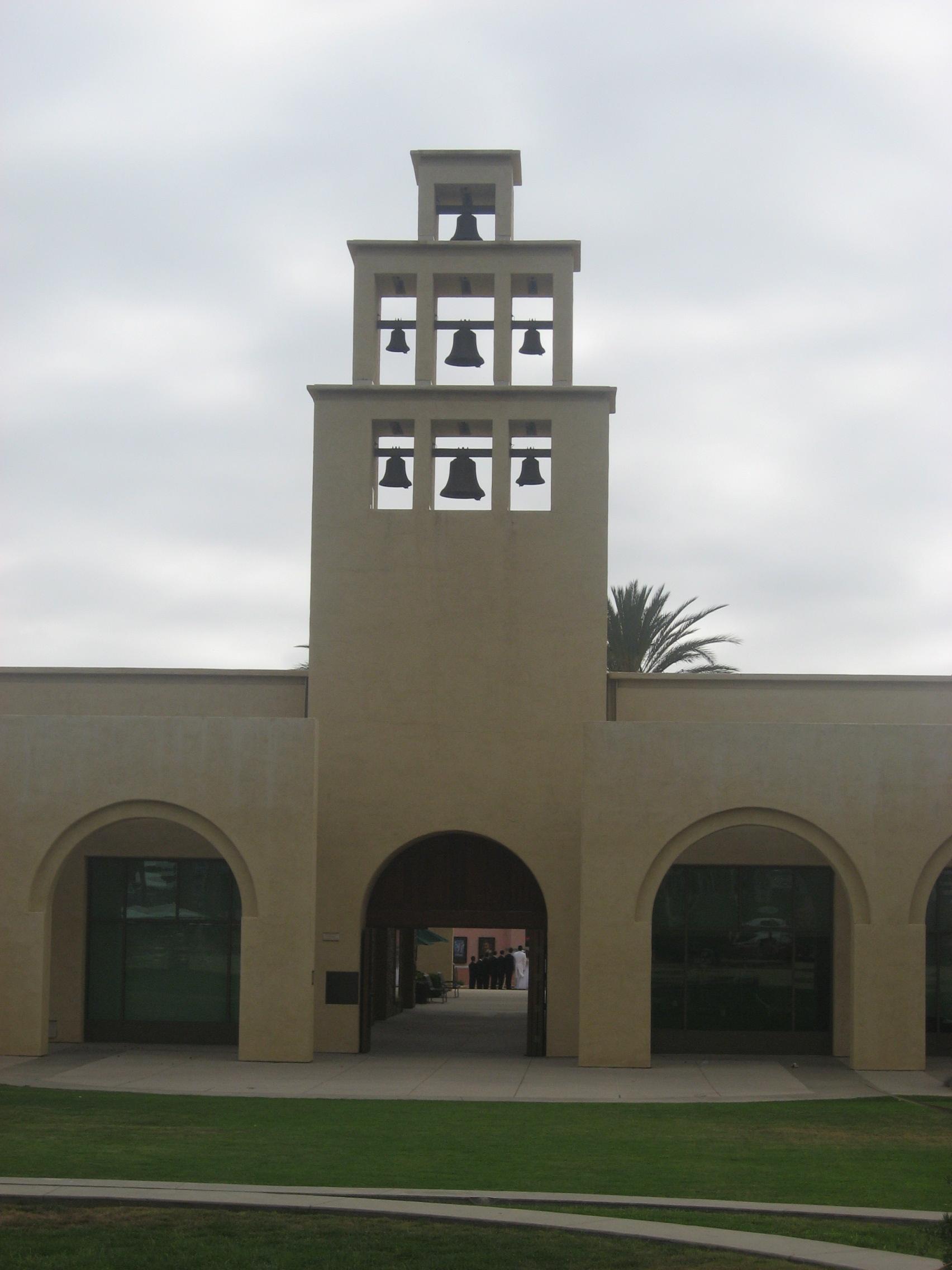 Bell Tower at Community Center - Rancho Santa Margarita, CA