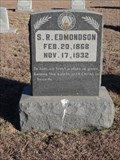 Image for S.R. Edmondson - Winn Hill Cemetery - Jack County, TX
