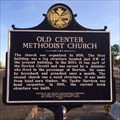 Image for Old Center Methodist Church/Old Center Cemetery - Newville, AL
