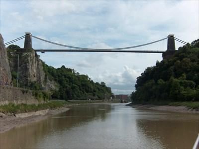 Clifton Suspension Bridge - BRISTOL - edition - UK