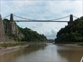 Image for Clifton Suspension Bridge - BRISTOL - edition - UK.