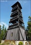 Image for Onen Svet Look-Out Tower / Rozhledna Onen Svet (Lašovice, Czech Republic)