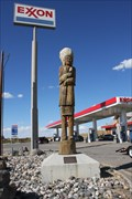 Image for LAST -- Chief of the Crow Indians, I-90 @ US 212, nr Little Big Horn Natl Battlefield