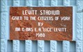 Image for 1980- Levitt Stadium -- York, NE
