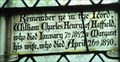 Image for William Charles Henry, St Michael & All Angels, Ledbury, Herefordshire, England