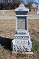 Image for George Van Pelt - Leonard Cemetery - Leonard, TX