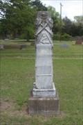 Image for James B. Russell - Dresden Cemetery - Dresden, TX