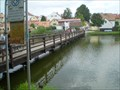 Image for Belp Footbridge / Belpská lávka - Telc, Czech Republic
